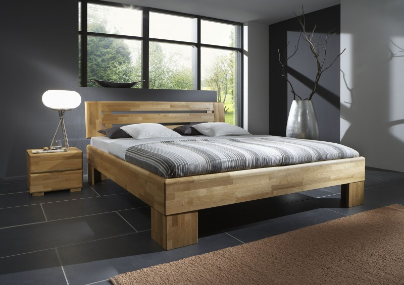 bett dico avantgarde 90 200 x 220 massiv wildeiche selber zusammenstellen ebay. Black Bedroom Furniture Sets. Home Design Ideas